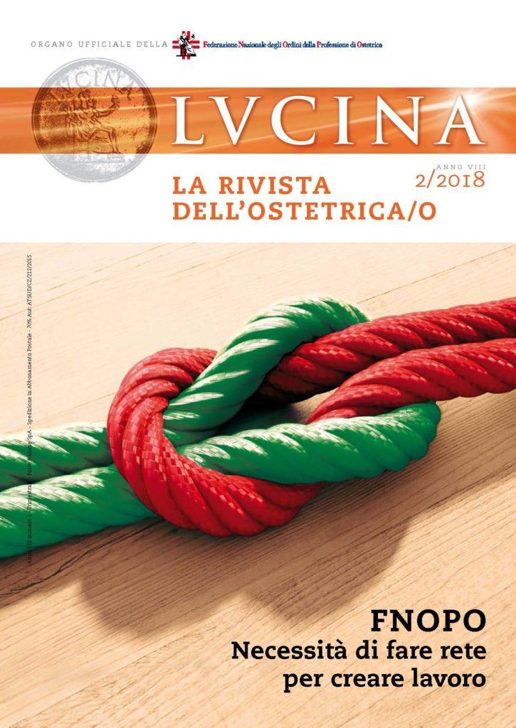 Lucina. La rivista dell'Ostetrica/o, Anno VIII, Numero 2/2018